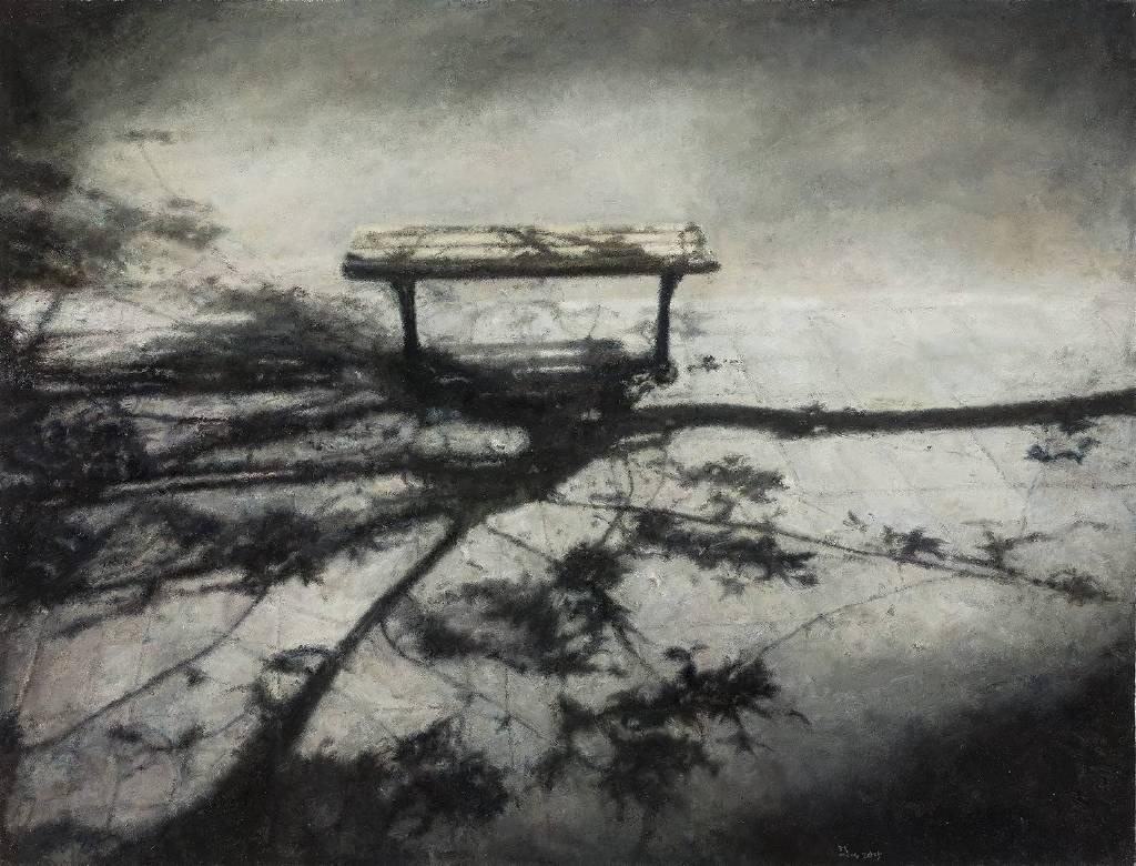 王岱山 - 《影子之五》| Shadow No.5