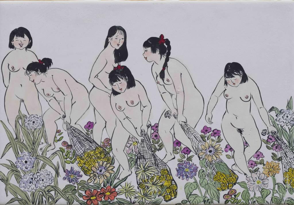 李蕭禾 - 《上春畫印》| Images from Last Spring