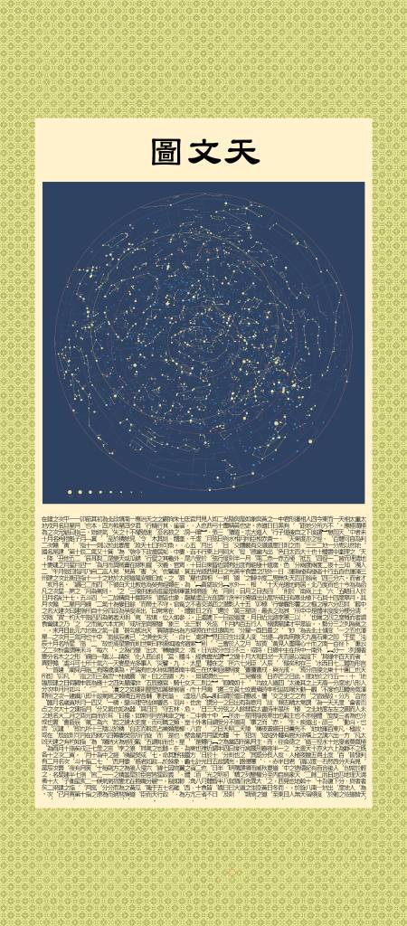 林家齊 - 蘇州石刻天文圖