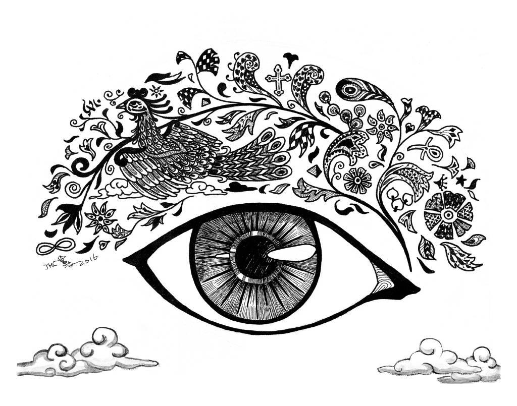 張汝蕙 - 全視之眼