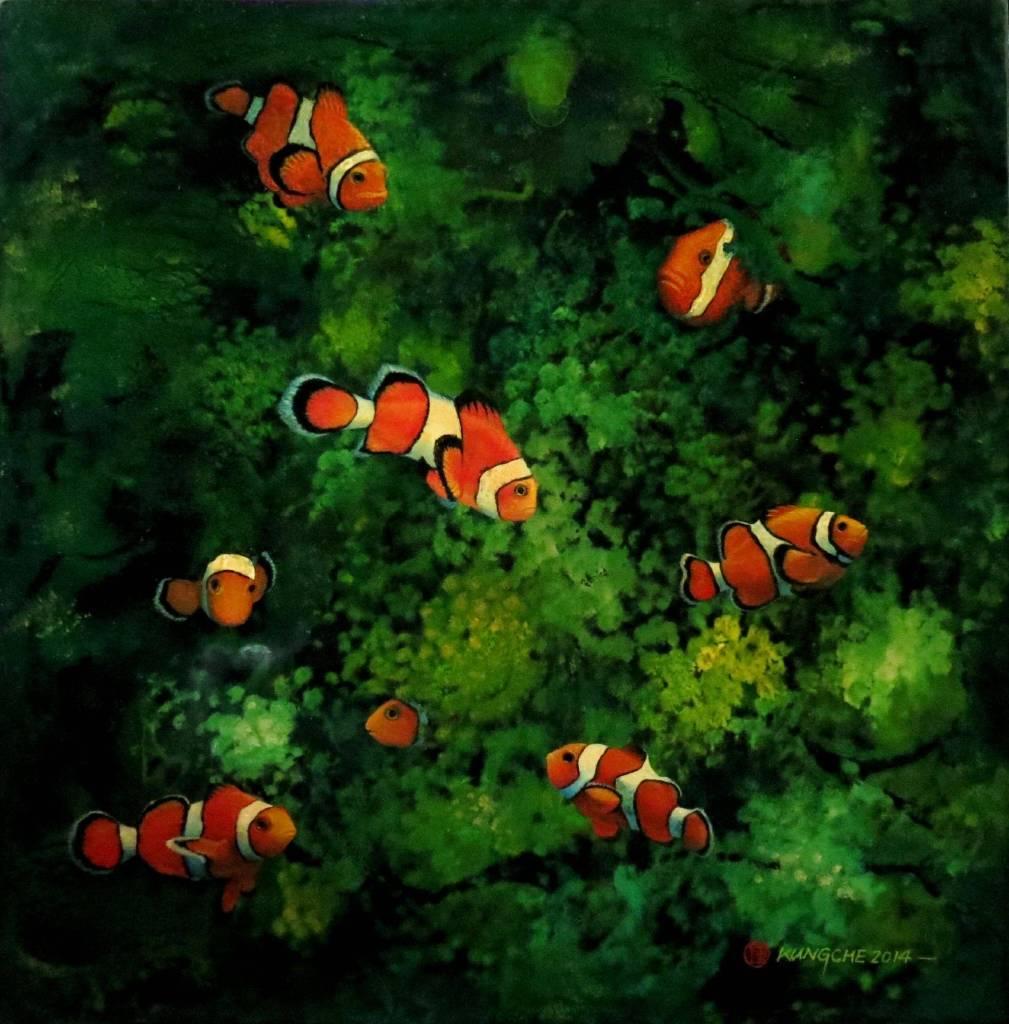 鍾功哲 - 小丑魚