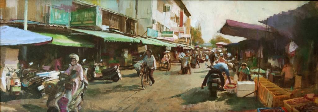 王琮澤 - 建國市場