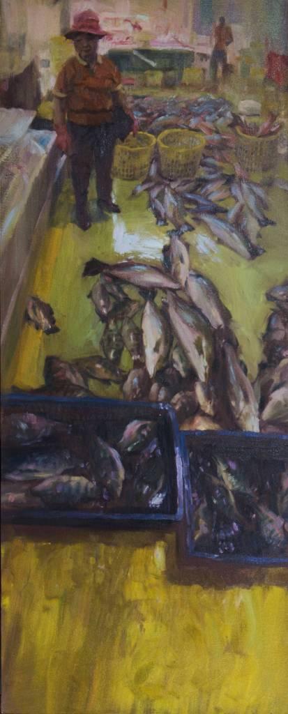 王琮澤 - 魚市場