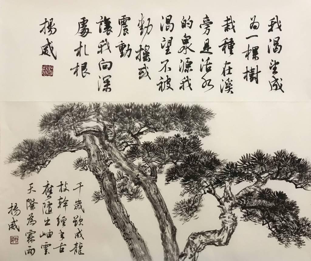 蔡揚威 - 渴望成為一棵樹