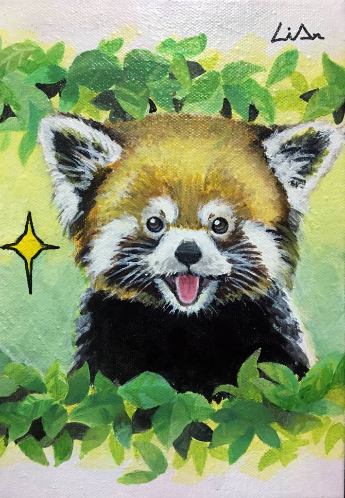 陳麗安 - 小貓熊