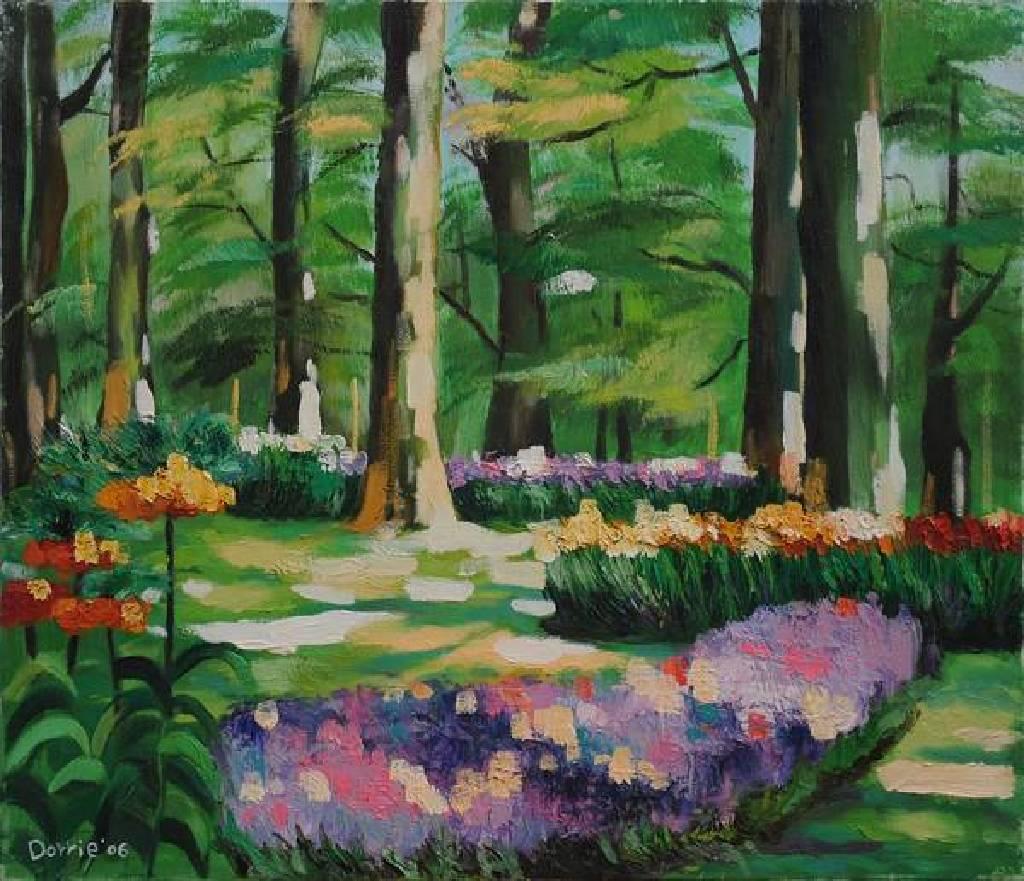 Dorrie Hsu - 花園