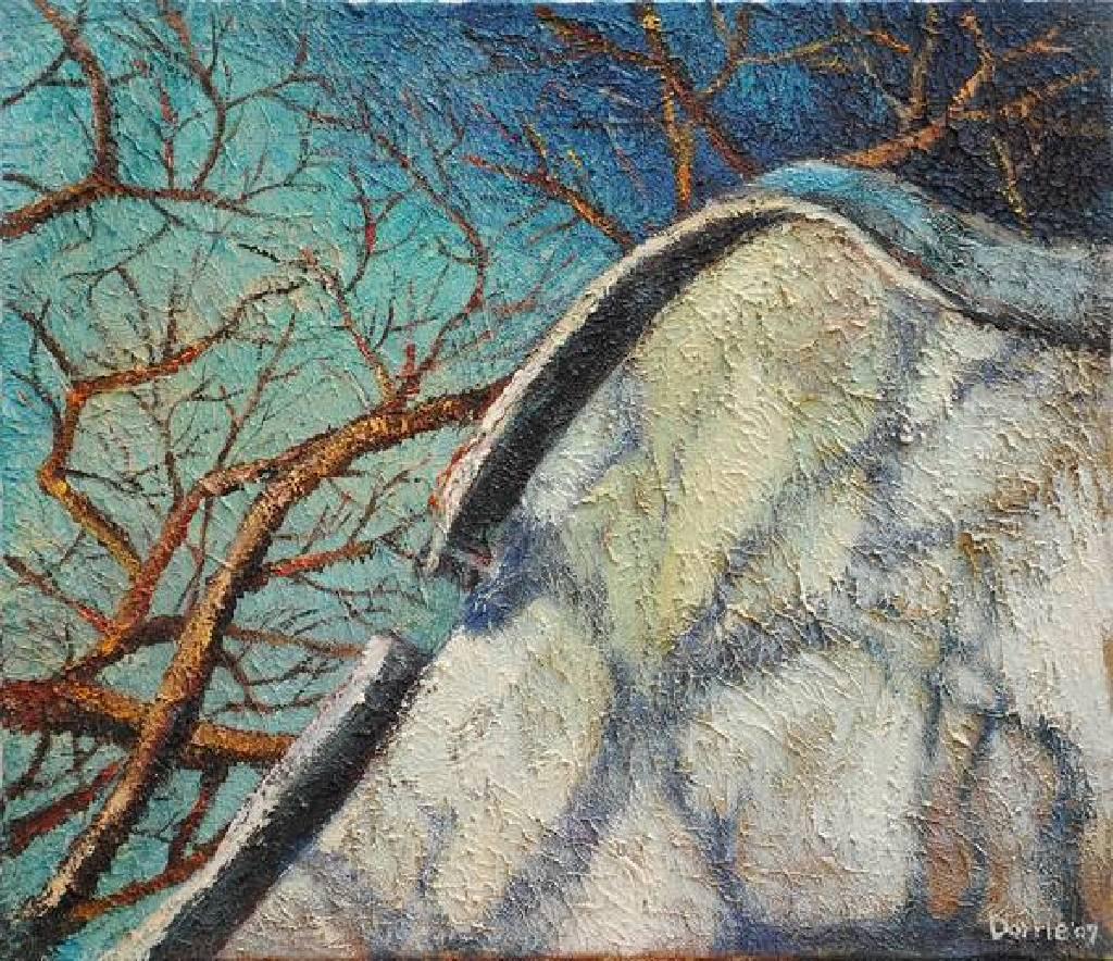 Dorrie Hsu - 老樹枯影