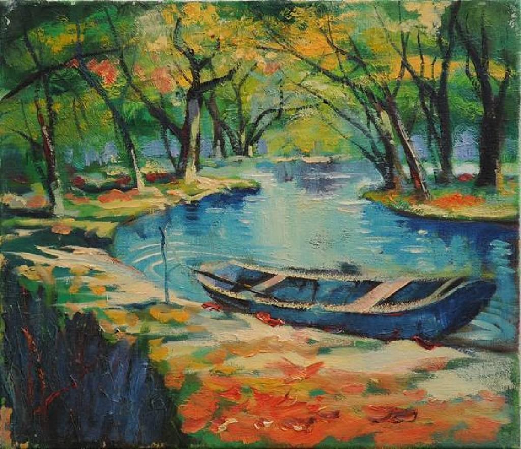 Dorrie Hsu - 船景