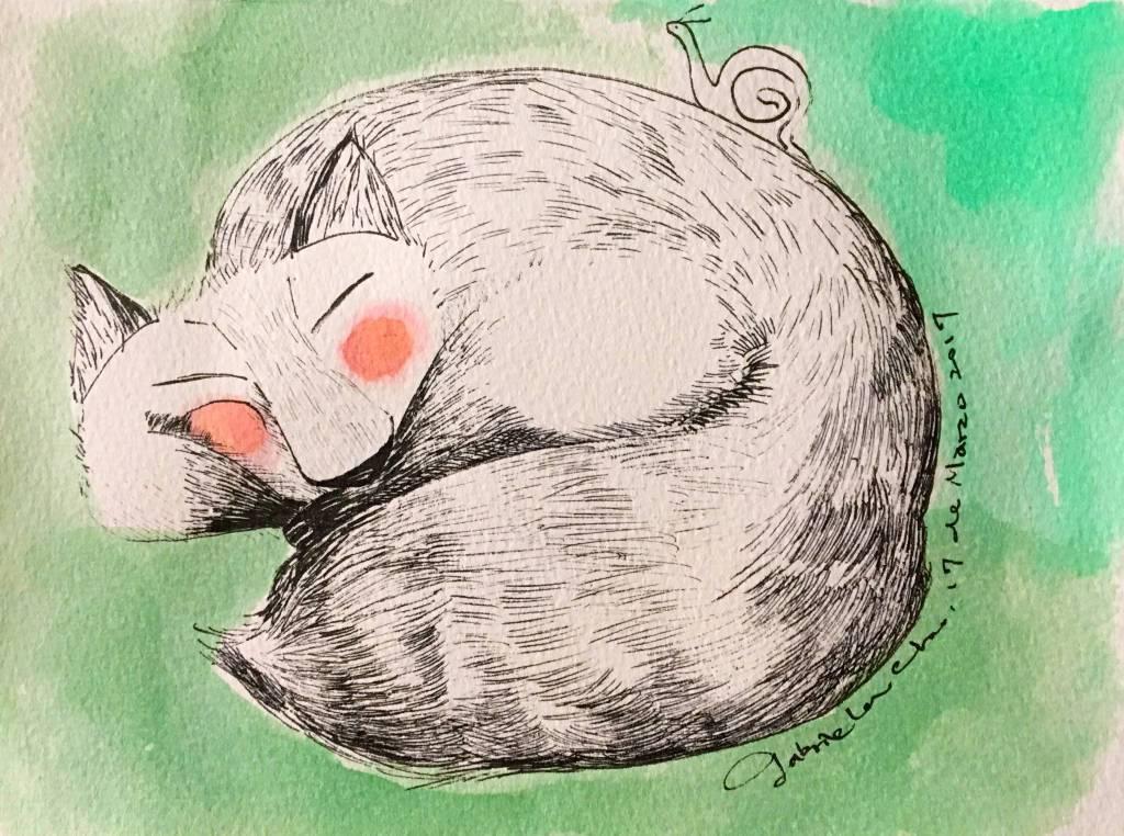 朱珮銀 - 狐狸與蜗牛