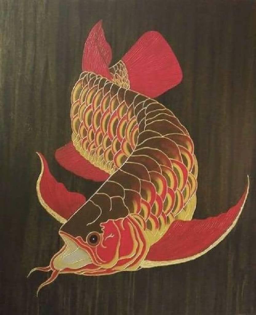 胡西寳 - 金龍魚