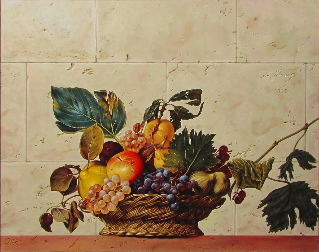 Kuzmin Sergey - Basket of Fruit
