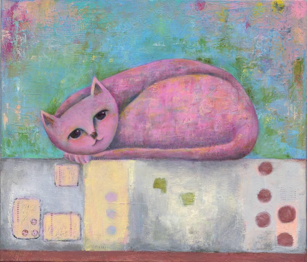 劉巧玲 - 神祕的貓