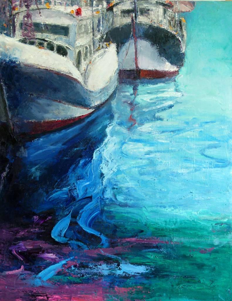 高正幸 - 蓄勢待發的漁船