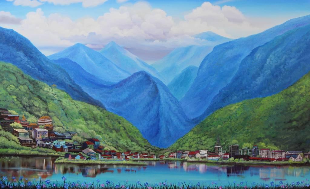 葛拉娜 - Blue mountains
