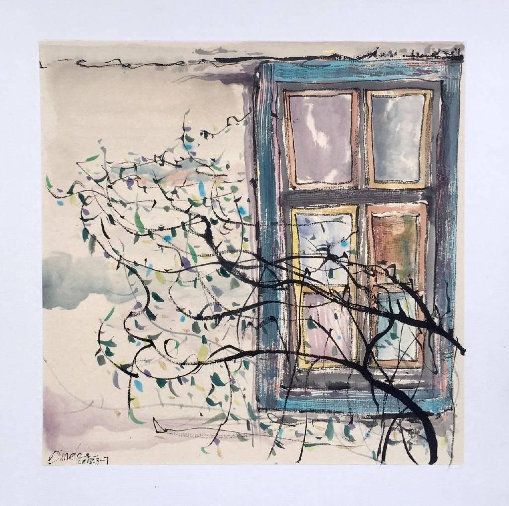 李琨波 - 窗口