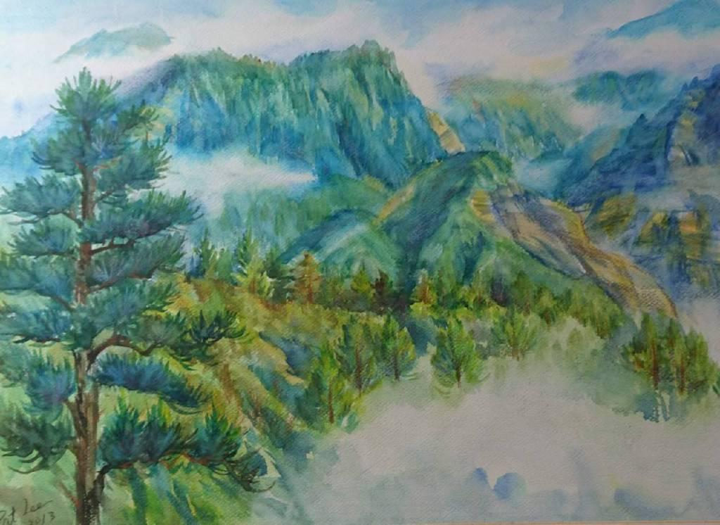 李芳時 - 鹿林山