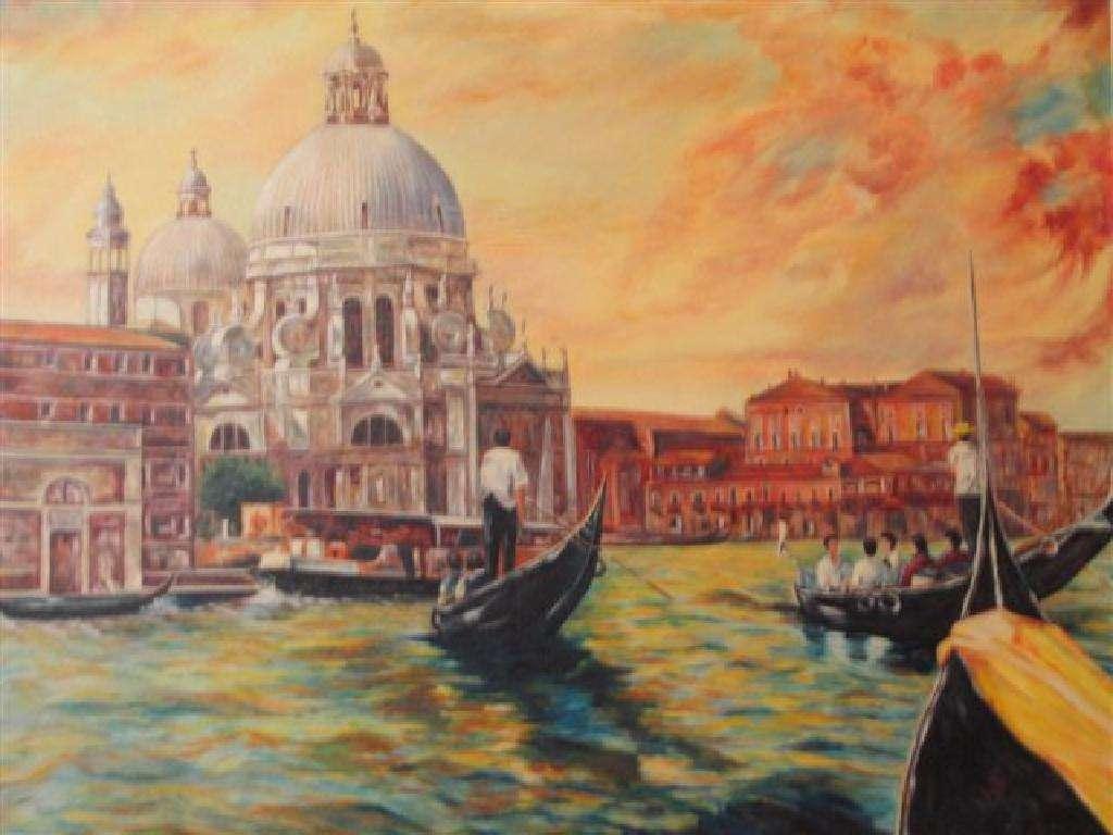 Emma - 威尼斯的教堂