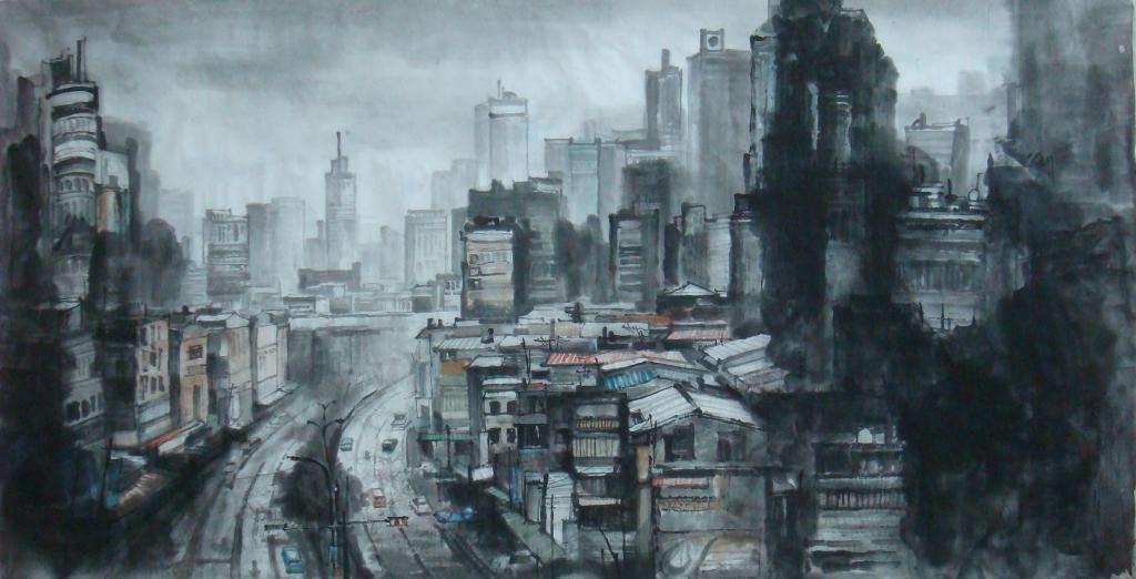 劉得興 - 都市光景