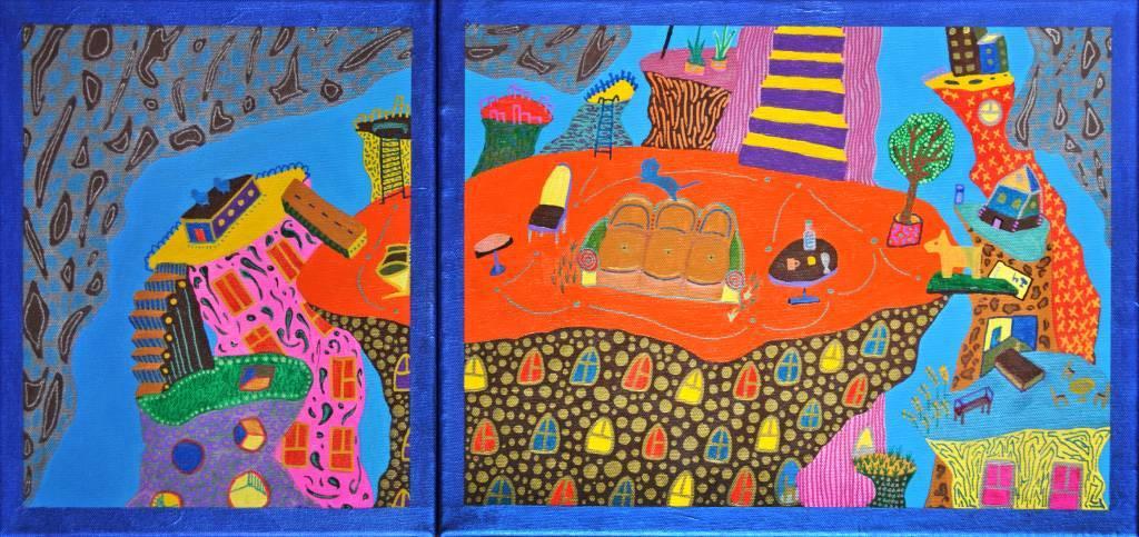 盧俊翰 - 藍窗框外