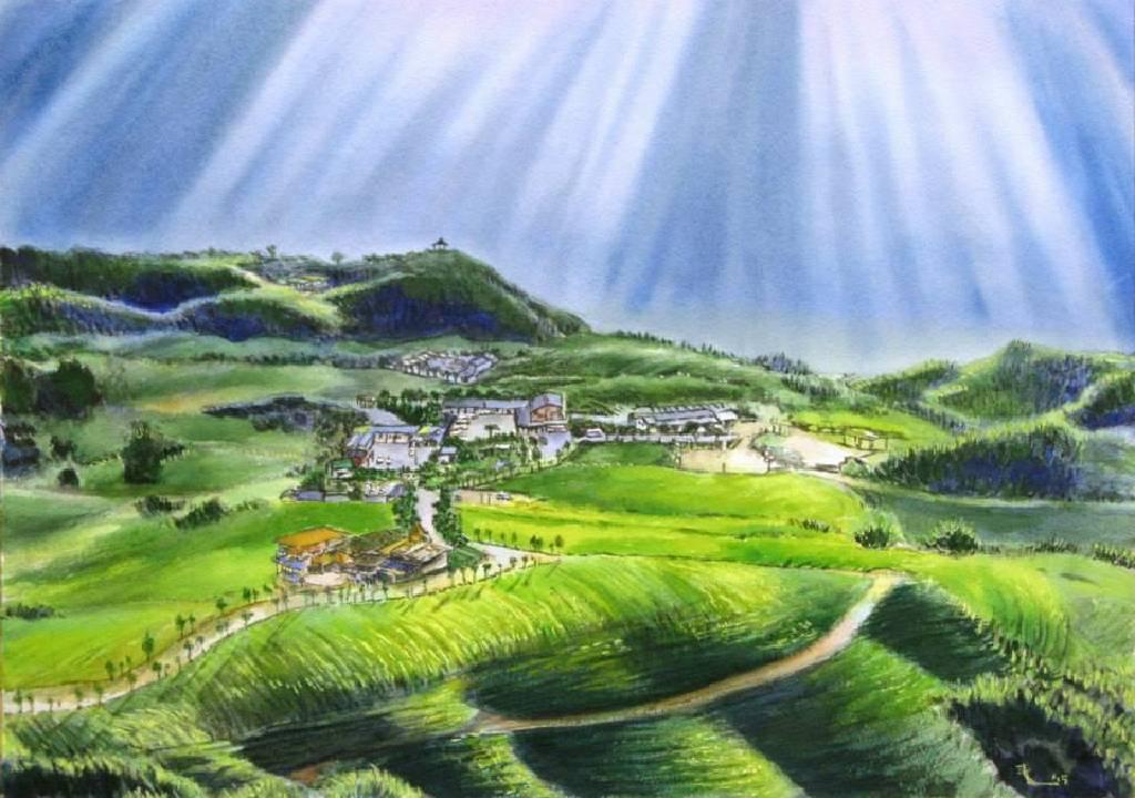 王素 - 六十石山