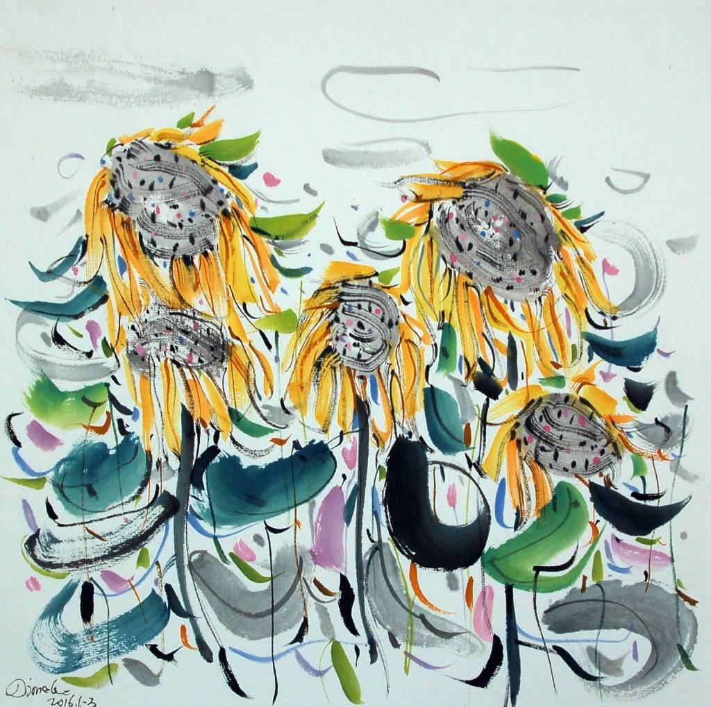 李琨波 - 向日葵
