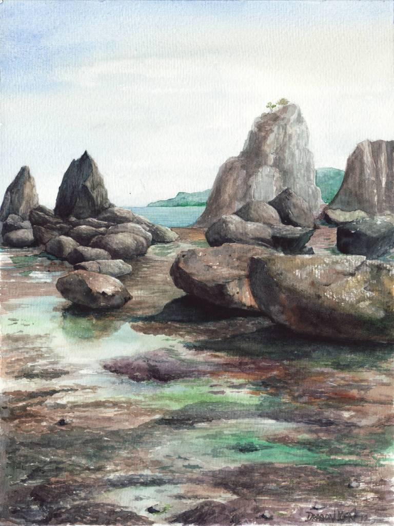 鄧子健  - 石灘