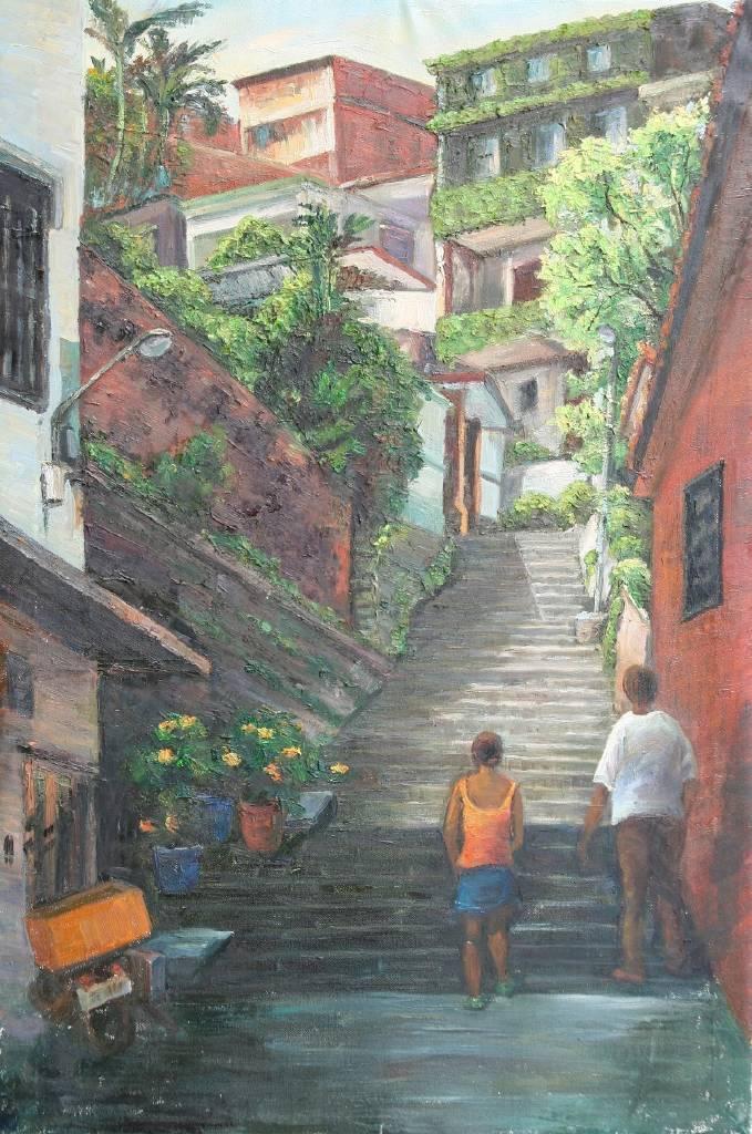 余素君 - 重建街-3