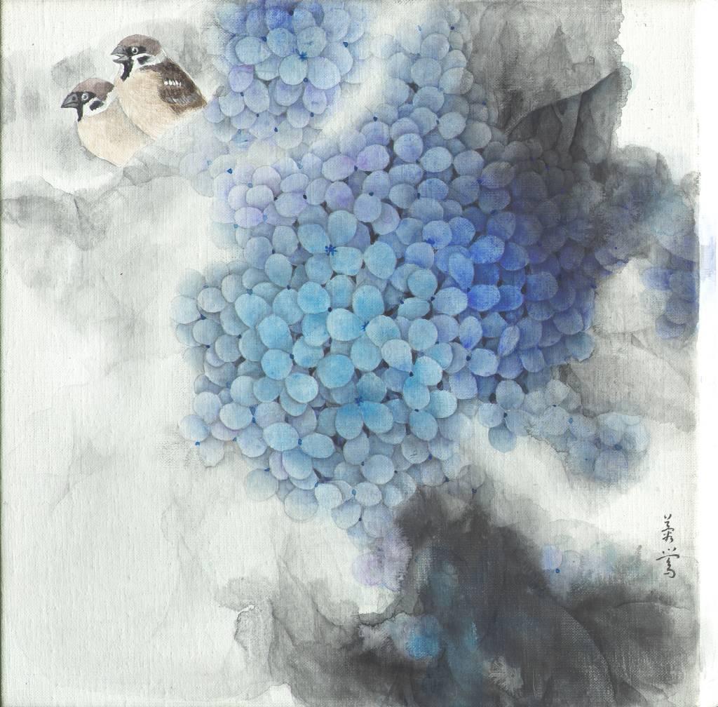 劉蓉鶯 - 暮雨