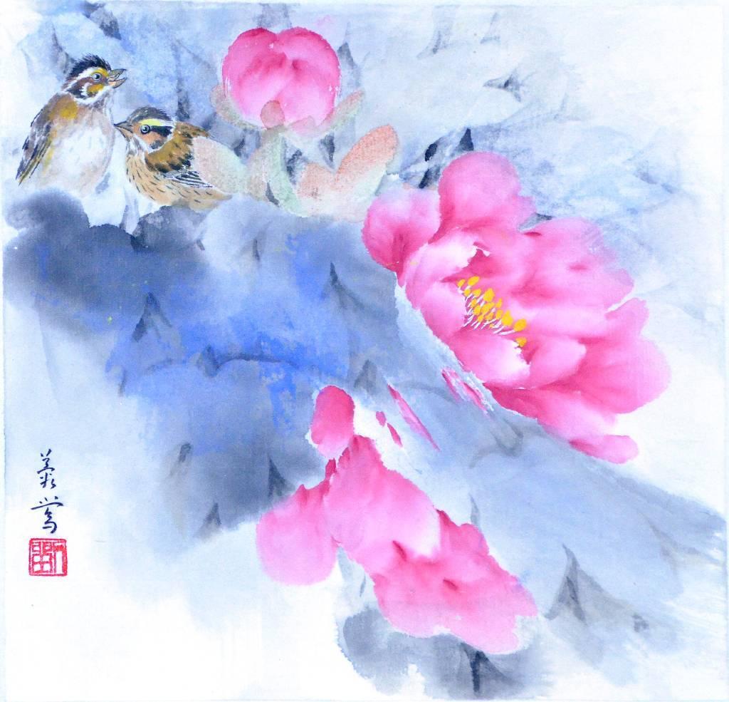 劉蓉鶯 - 沉芳
