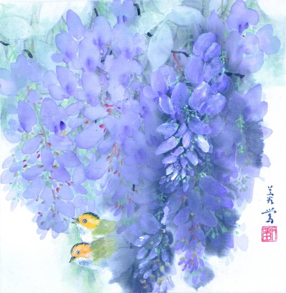 劉蓉鶯 - 清簾