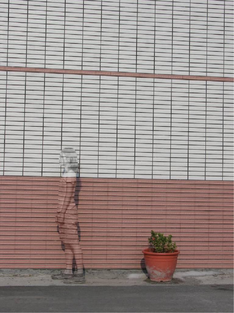 郭慧禪 - 灰磁磚 Gray Tile