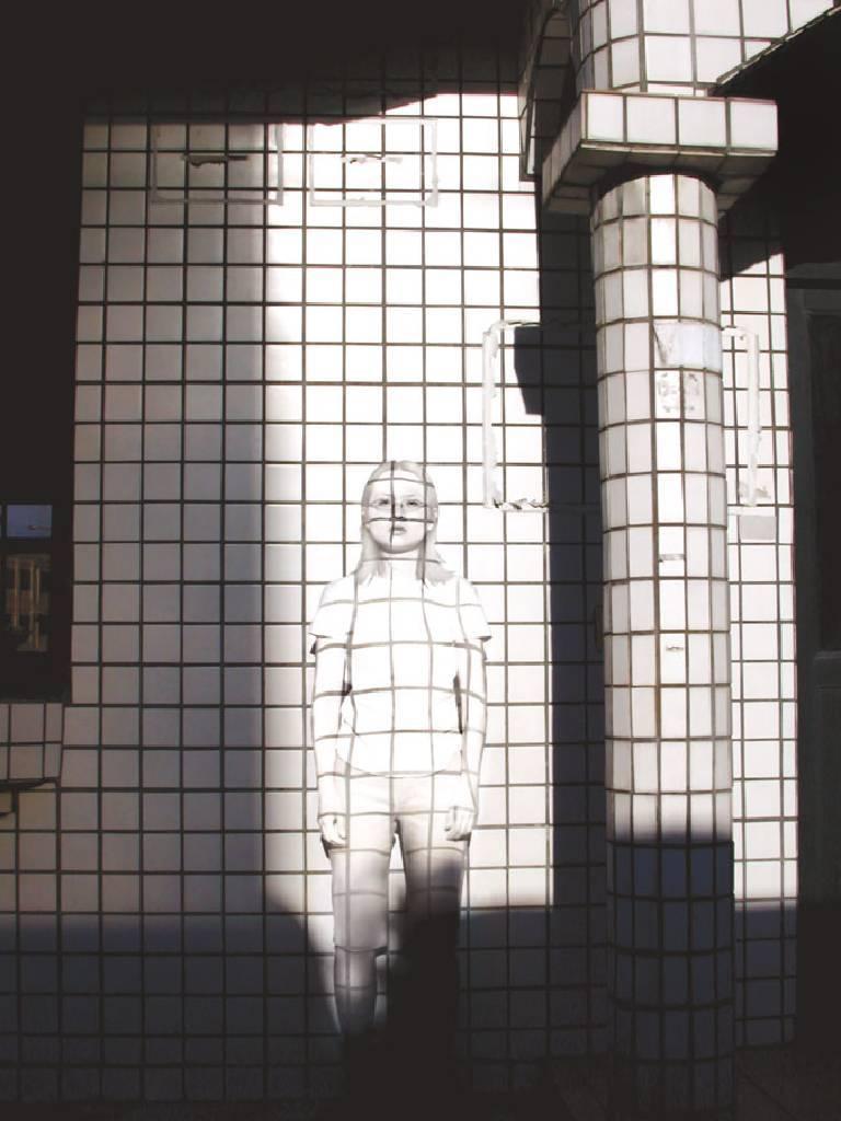 郭慧禪 - 白磁磚 White Tile