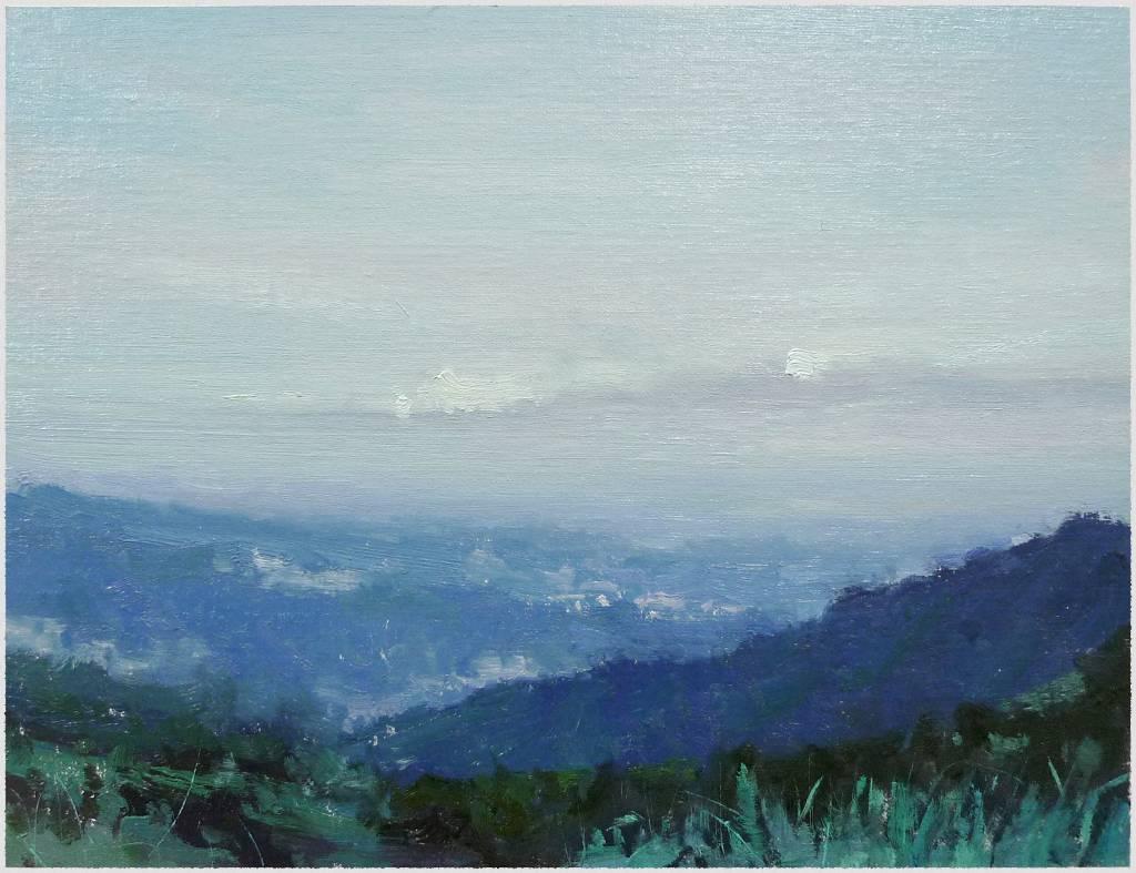 林志譯 - 山上天空的那抹雲