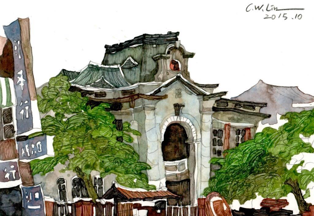 林致維 - 台南公會堂