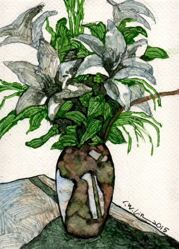 林致維 - 百合花之一