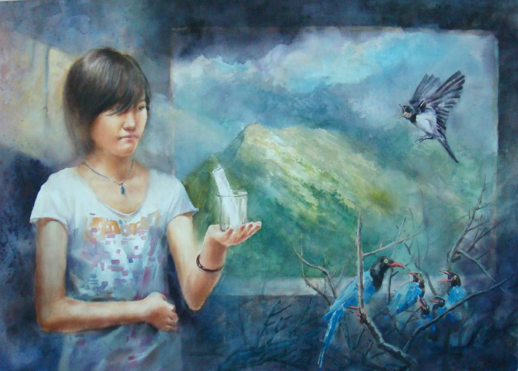 劉得興 - 生態的書信