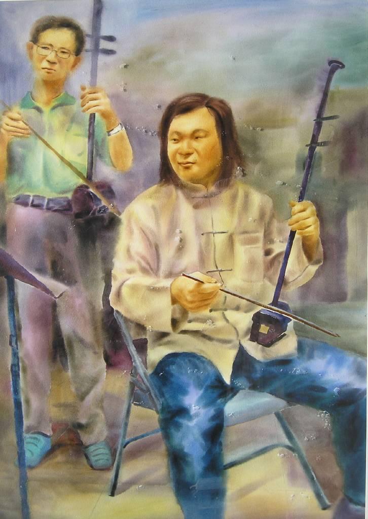 劉得興 - 二胡