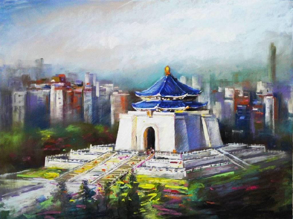 劉得興 - 中正紀念堂之美