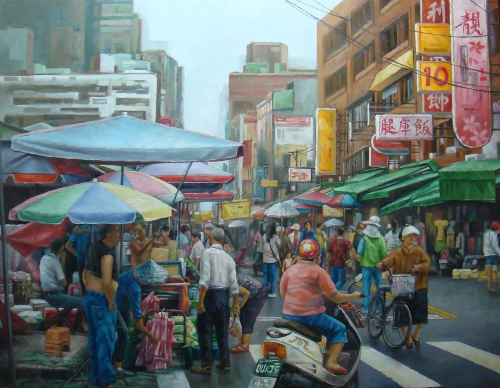 劉得興 - 臺灣傳統市場之美