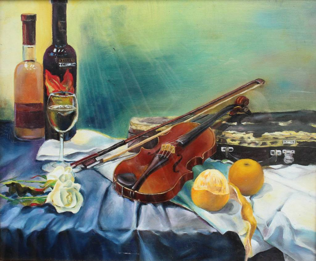劉得興 - 小提琴靜物之美