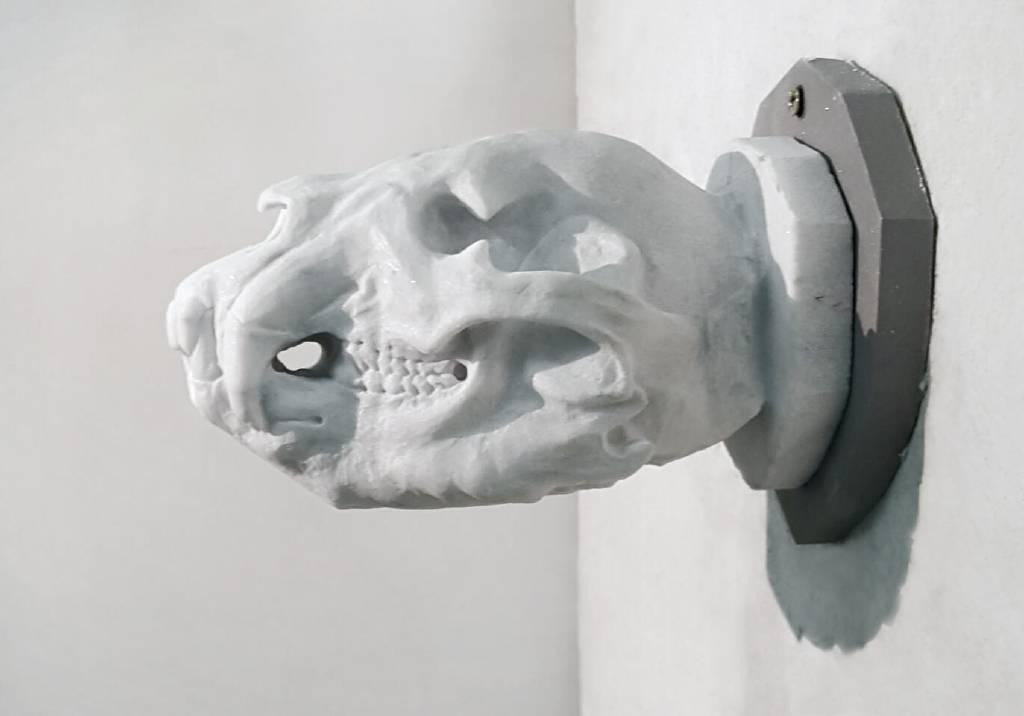 范辰 - 動物頭骨掛飾