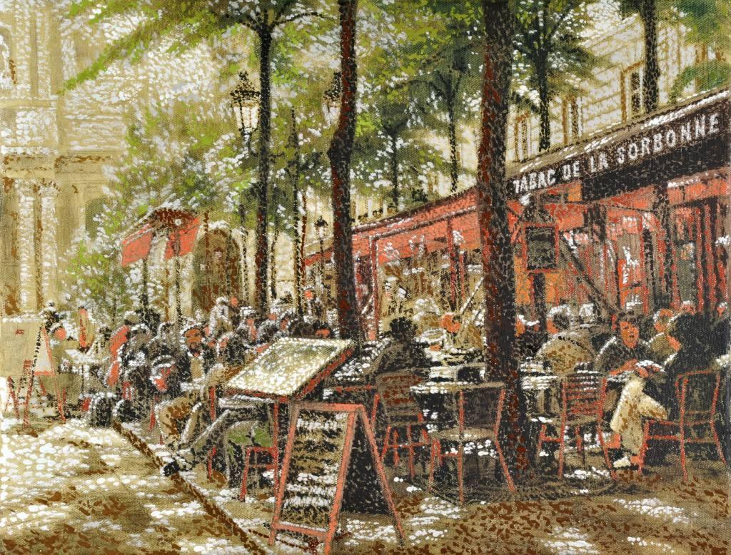 鍾民豐 - 巴黎街景