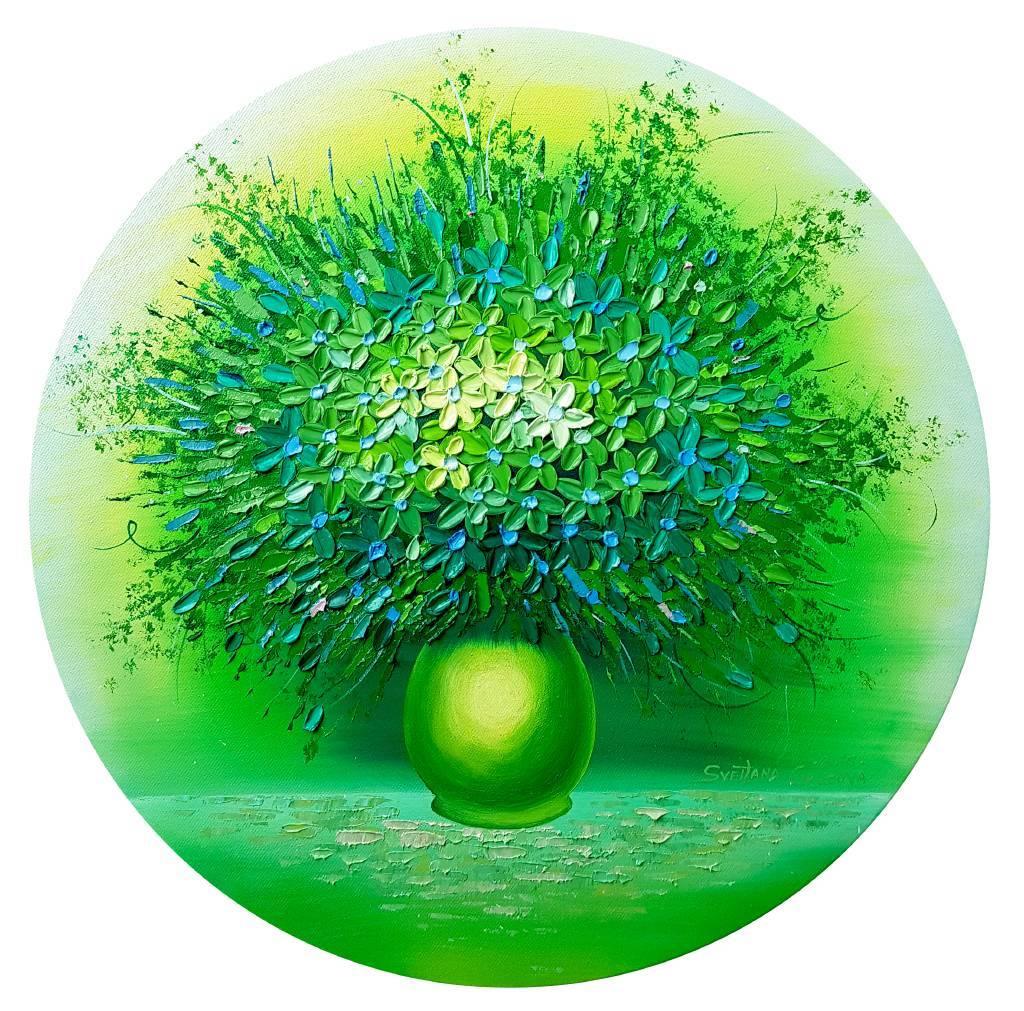 葛拉娜 - 50 shades of green