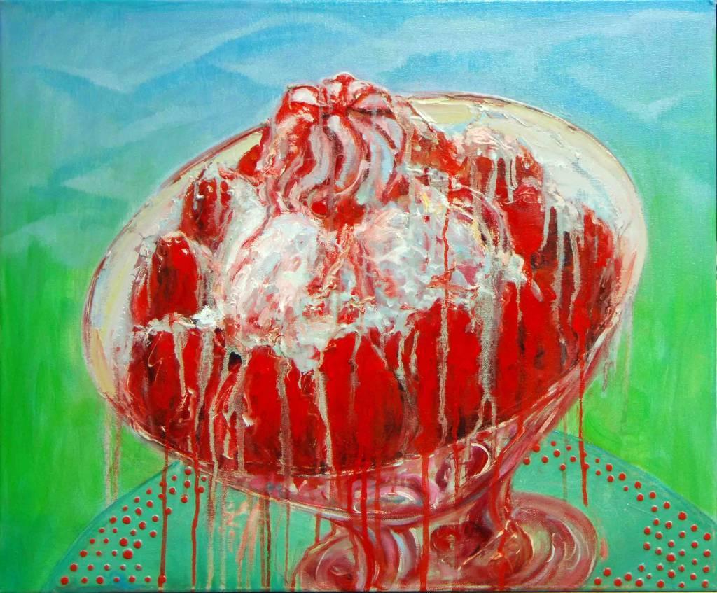 鄭仲軒 - 草莓聖代