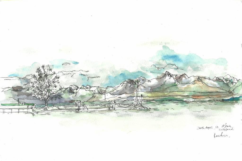 邱若竹 - Le Lac