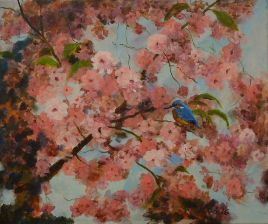 陳冠賓 - 鳥鳴粉櫻