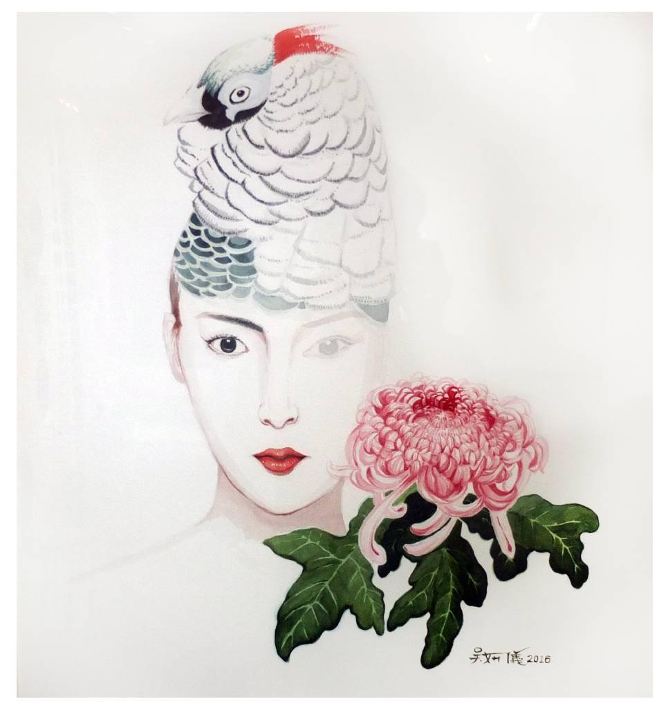 吳妍儀 - 鳥語花香03