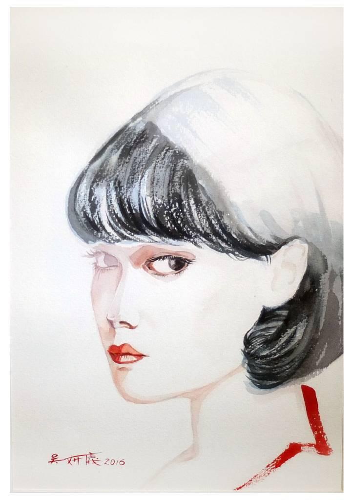 吳妍儀 - 鳥語花香08