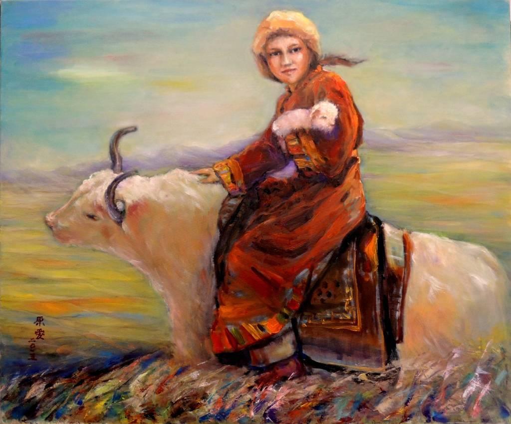 程原愛 - 氂牛與我