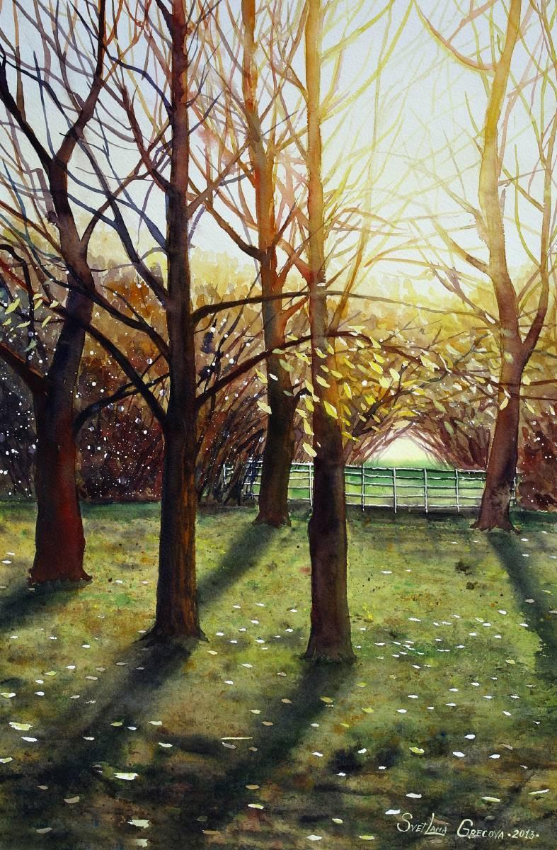 葛拉娜-樹梢的低吟 Trees whisper